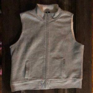 Basic Editions fleece Lined Vest